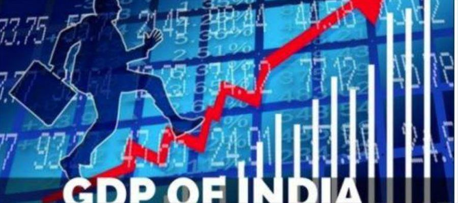India's GDP growth in 2018-19!