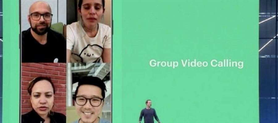 WhatsApp new feature, allows four people to join a video call be rolled by this year end