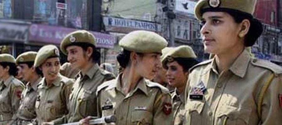 Khaki Uniforms for all Police women in Karnataka