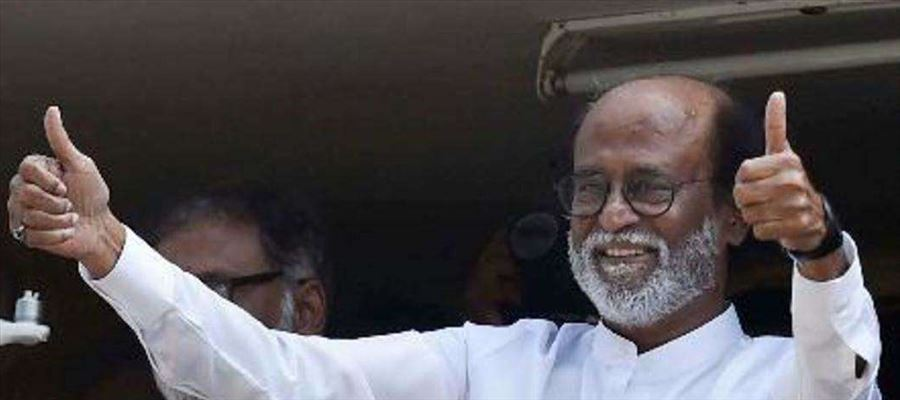Rajinikanth feels premature to talk about alliance