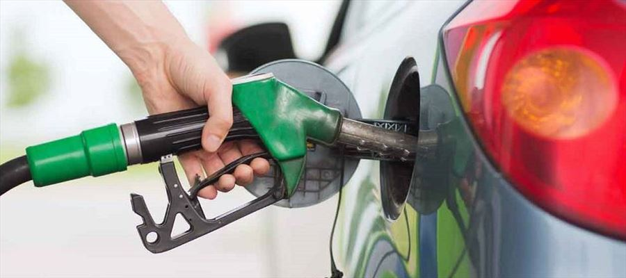 Petrol price touching a record high
