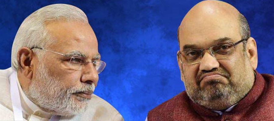 BJP stumbling from 282 to 130 facing tough times