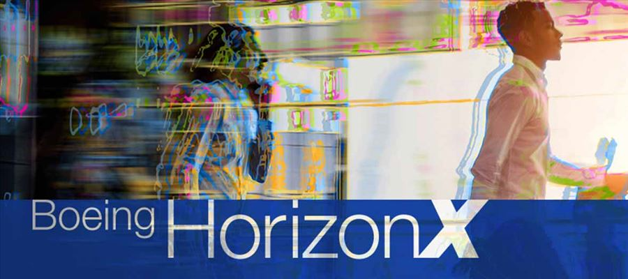 Indian Startups for Boeing Horizon X selected