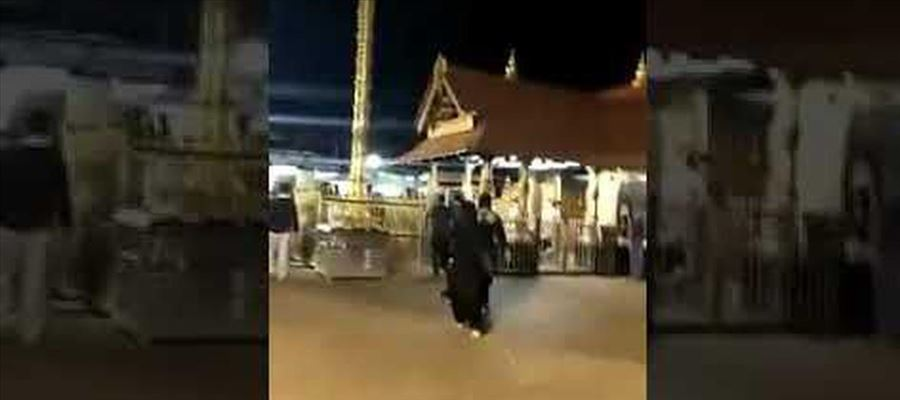 How 2 Women Below 50 Years offered prayers in Sabarimala Temple?