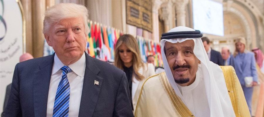 Do Saudi Arabia need support from US?