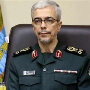 Mohammed Bagheri said Iran will 'never bow the demands of the US'
