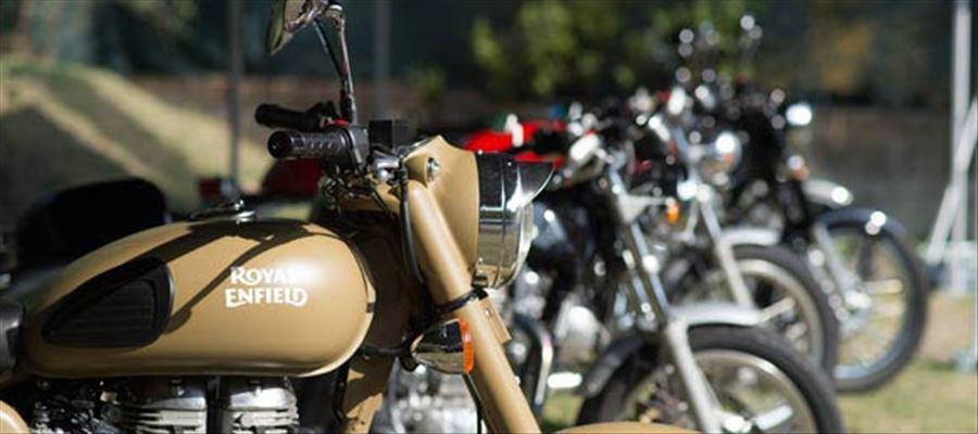 Royal Enfield forayed with launch of first store 'Vintage' in Chennai