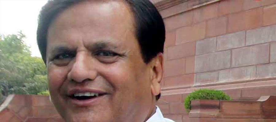 Ahmed Patel pulled off victory in a bitter election fought in Rajya Sabha at Gujarat