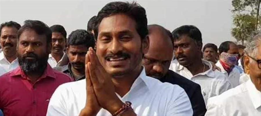 Jagan confident in becoming CM