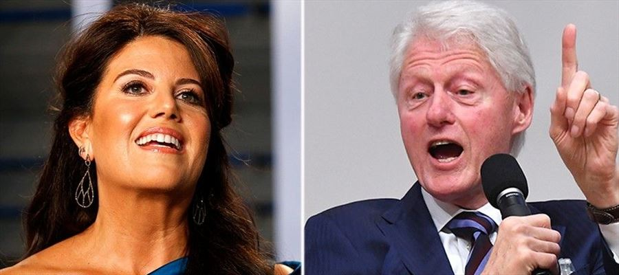 Bill Clinton's love affair came to light!!!