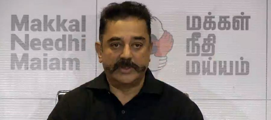 Kamal goes all out against TN govt!