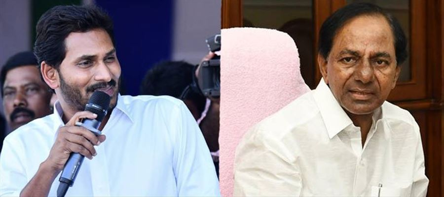 Equation between two Telugu speaking Chief Ministers is quite healthy