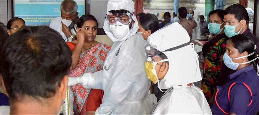 Nipah Virus in Hyderabad ruled samples of two patients tested negative at National Institute of Virology Pune