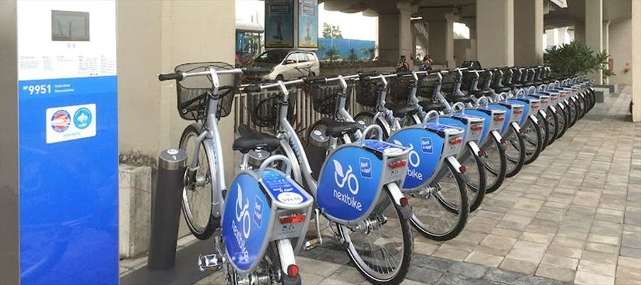 Ride EV Bikes from Hyderabad Metro Rail Stations