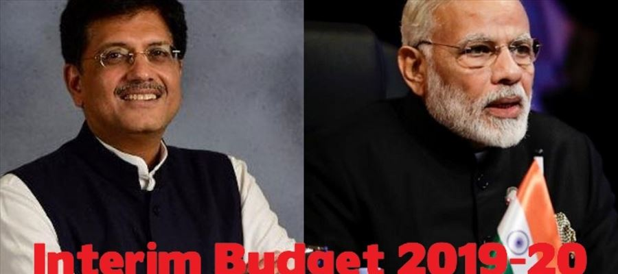 Piyush Goyal presents Union Budget for 2019-2020 by 11 AM