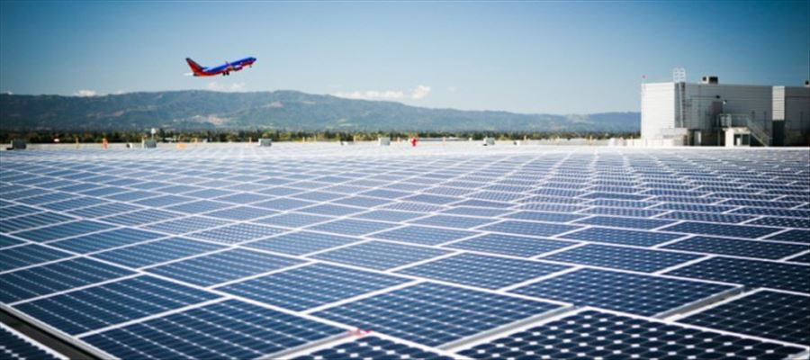 Bengaluru Airport will become100% powered by renewable energy by 2020