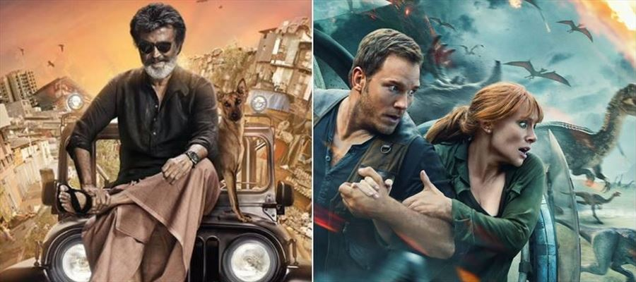 Prominent theaters opt out of Kaala and they replace with 'Jurassic World'
