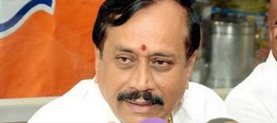 H Raja again in controversy!