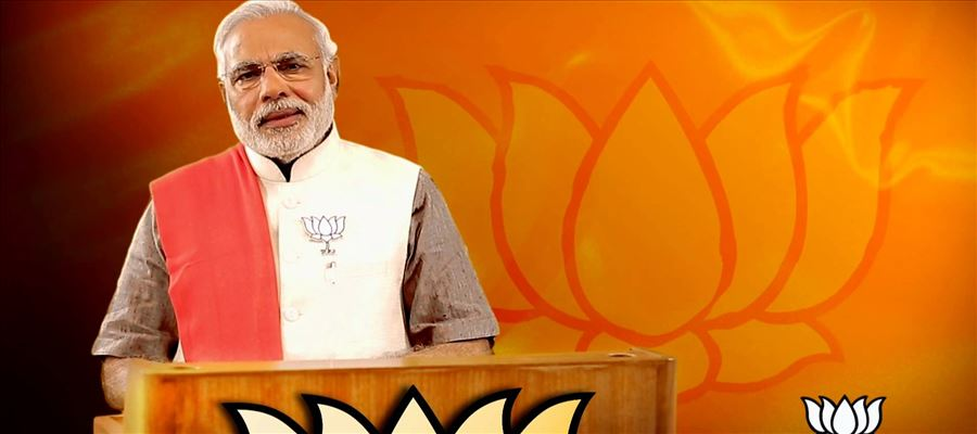 BJPs income is double the income of six other national political parties
