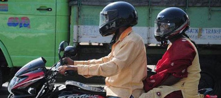 Is wearing Helmet made compulsory for pillion riders also in TN?