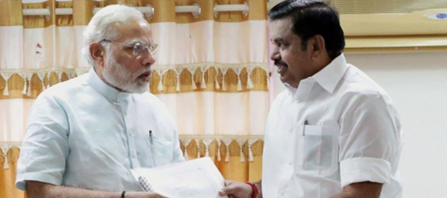 Edappadi's requests to PM!