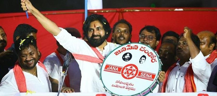 Will Janasena's Fortune be changed soon?