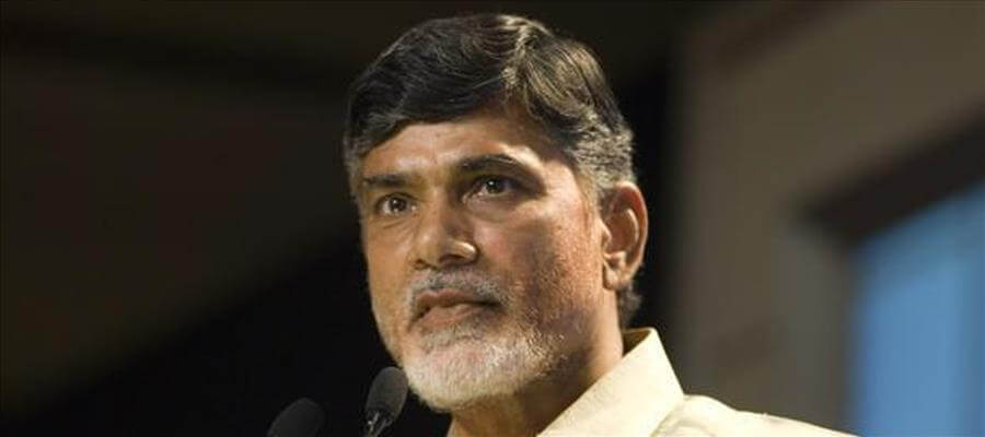 Naidu plans to put TELENGANA  in an OUT OF FOCUS