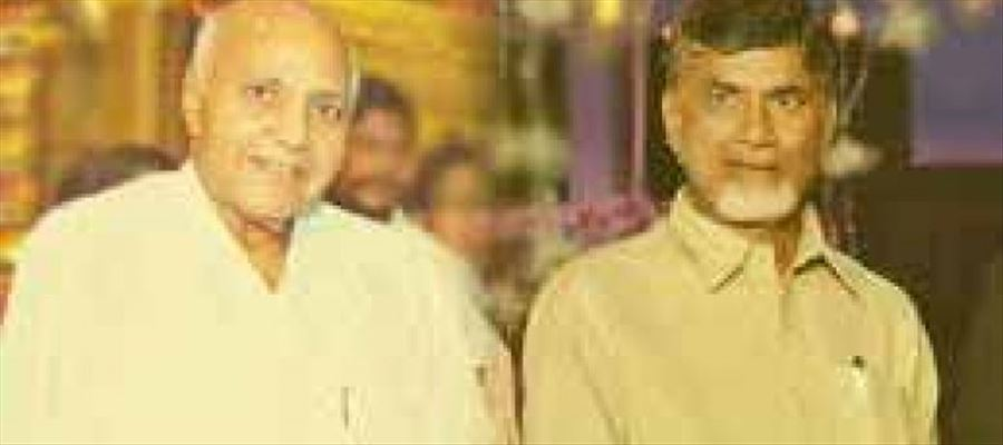 Is this the outcome of CBN meeting with Ramoji Rao?