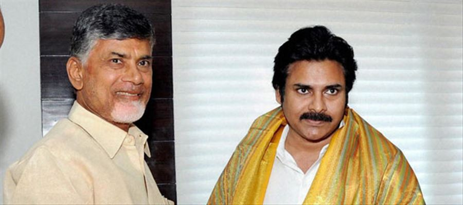 Pawan and Chandrababu may discuss contesting in next election as allies