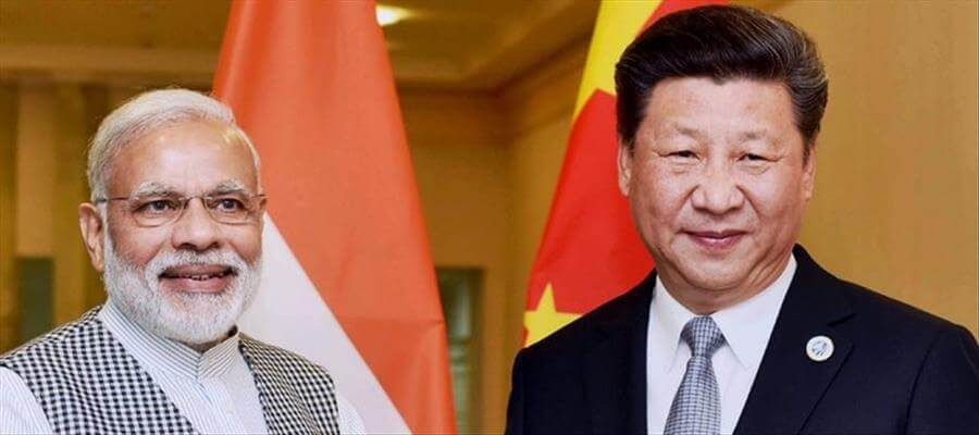 Modi's positive approach to China had made us PROUD