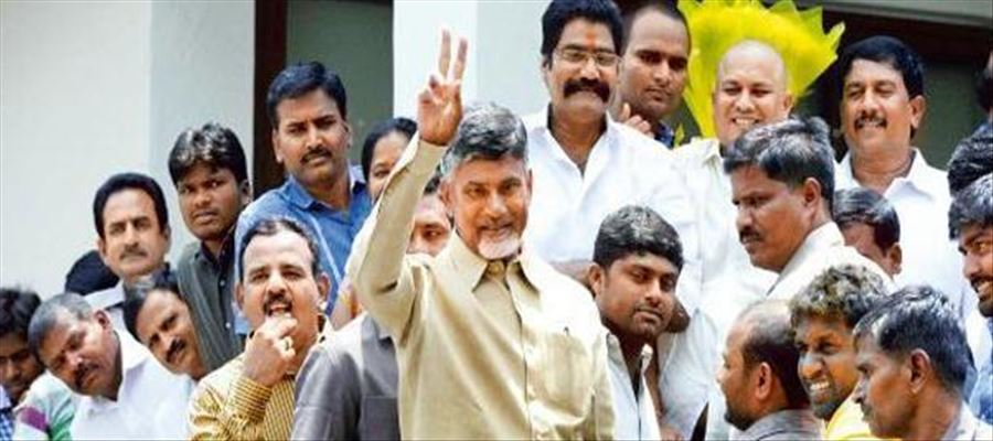 Naidu sets agenda for district leaders
