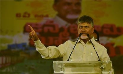 Chandrababu To Unleash Operation Akarsha If Short of Majority