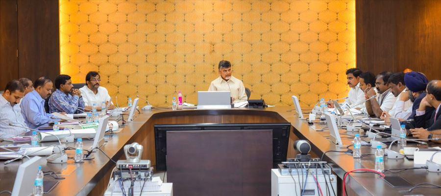 Chief Secretary Skips Chandrababu's Review Meetings