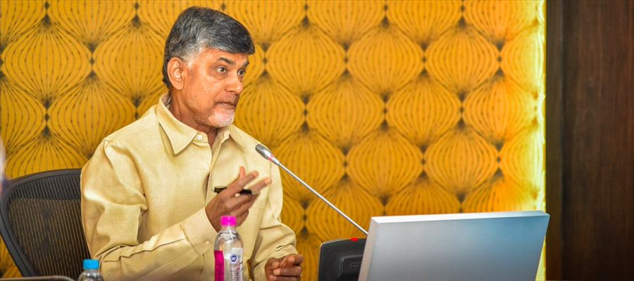 Chandrababu Has No Courage To Face Modi and National Leaders?