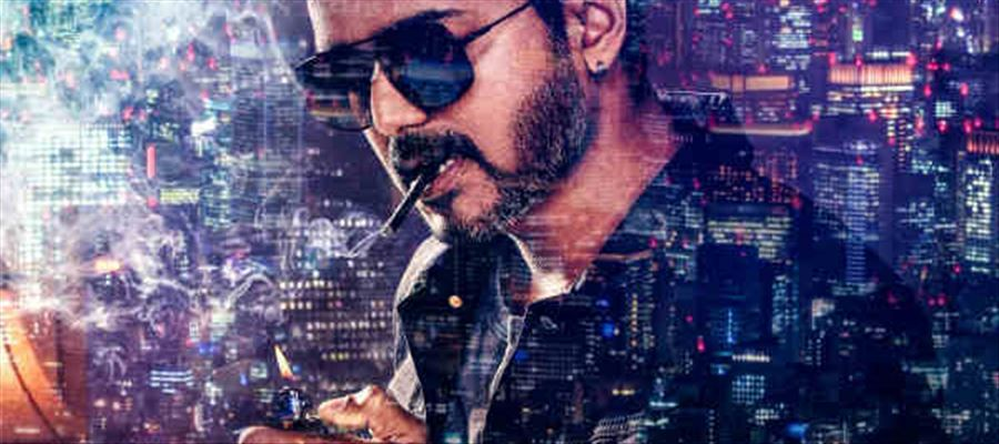 Rs.10 Crores defamation case filed on Actor Vijay 'SMOKING' poster