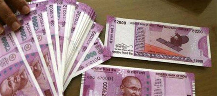 Plans on to stop printing 2000 rupee notes!