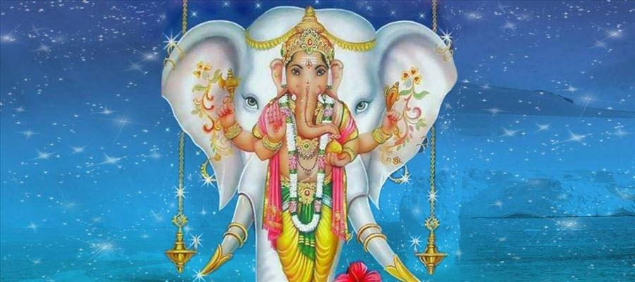 Why Lord Ganesha got Elephant head?