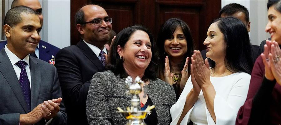 .  Indian-American to replace Justice Brett Kavanaugh on DC Circuit Court of Appeals