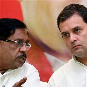 Congress President Okayed Parameshwara as Deputy CM of Karnataka