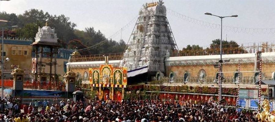 TTD in AP reconsidering decision to shut their doors to devotees for 6 days in August