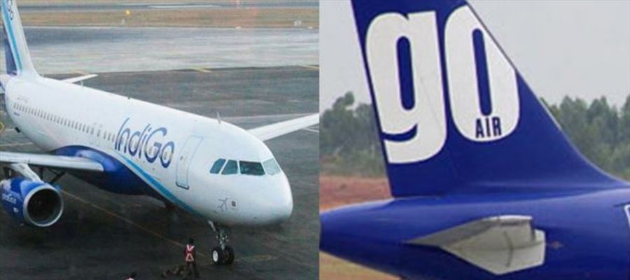Indigo planes land after engine issues!
