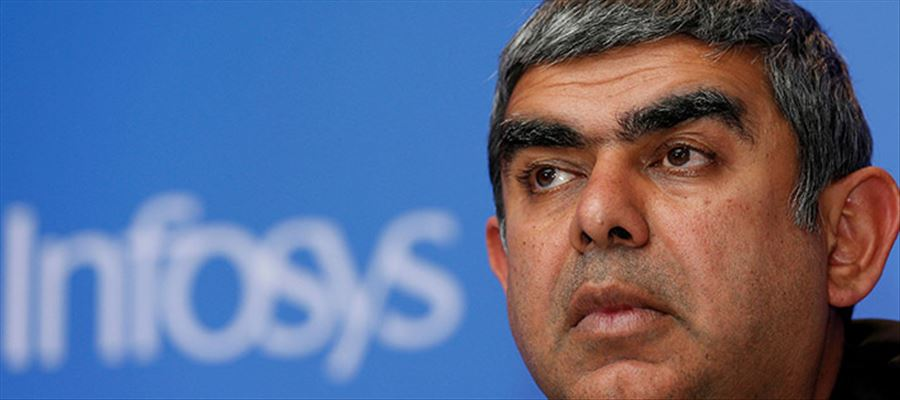 Why Sikka denied joining HP Enterprise after Infosys??