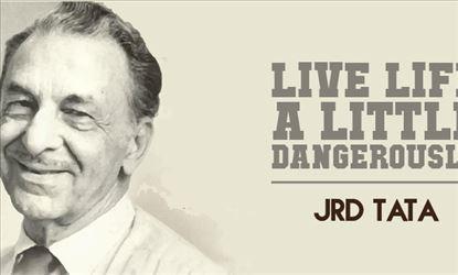 History Maker: J.R.D. Tata - Founder of Tata Group
