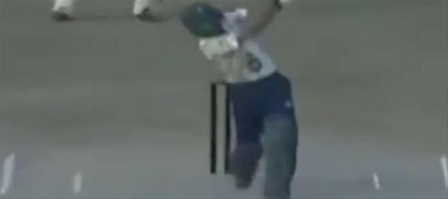 26 Ball Century scored by Pakistan's Virat Kohli