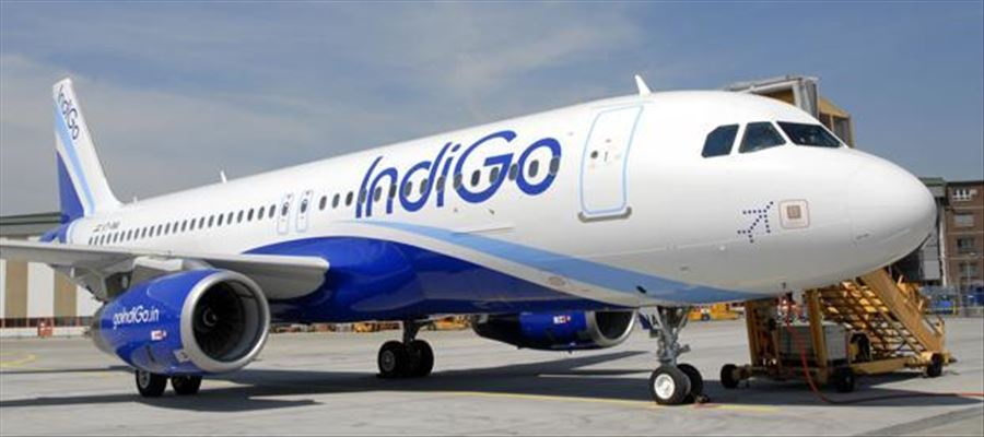 Air Indigo launches a new flight service from Hyderabad to Mangalore