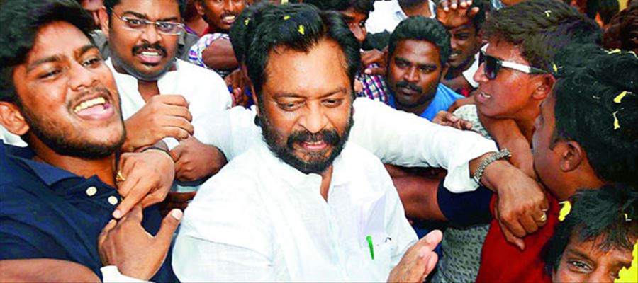 Once TDP's Bitter Rival, Now Trying for TDP Ticket