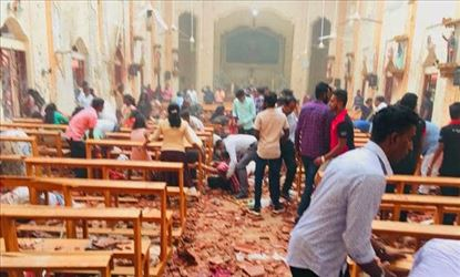 Sri Lankan family shows involvement after ISIS claimed responsibility