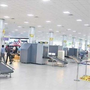 Hyderabad Airport gets a Swanky New Interim Terminal