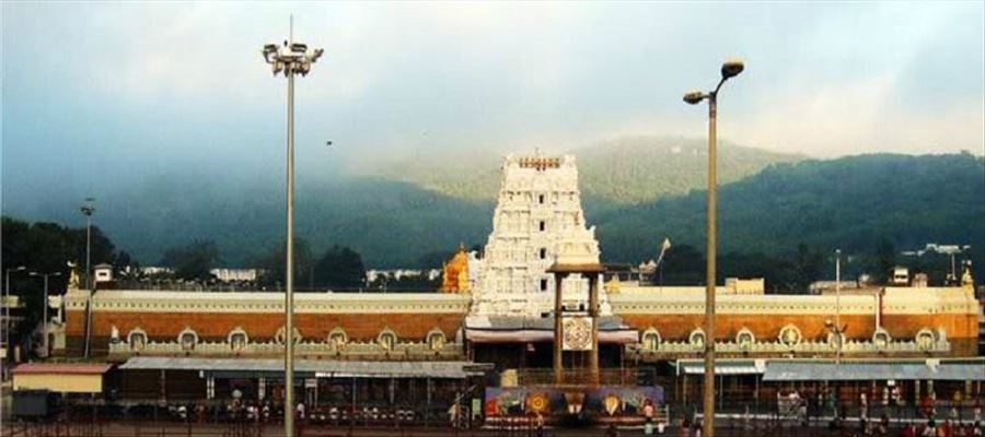 Tirumala Tirupati Devasthanam will exhibit Lord Venkateshwara's Jewellery to the Media on June 28