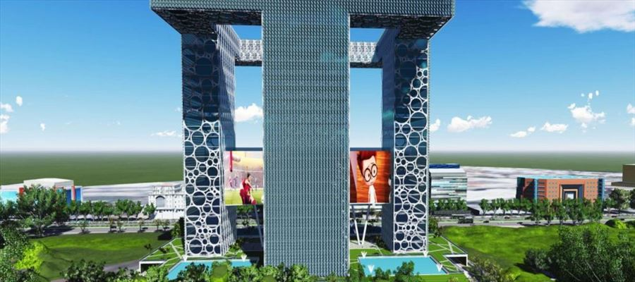 Hyderabad's IMAGE Tower will be favored destination